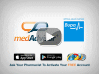 Let Pharmacist Phil show you how MedAdvisor works – and how it makes it easy for you to manage all your meds.